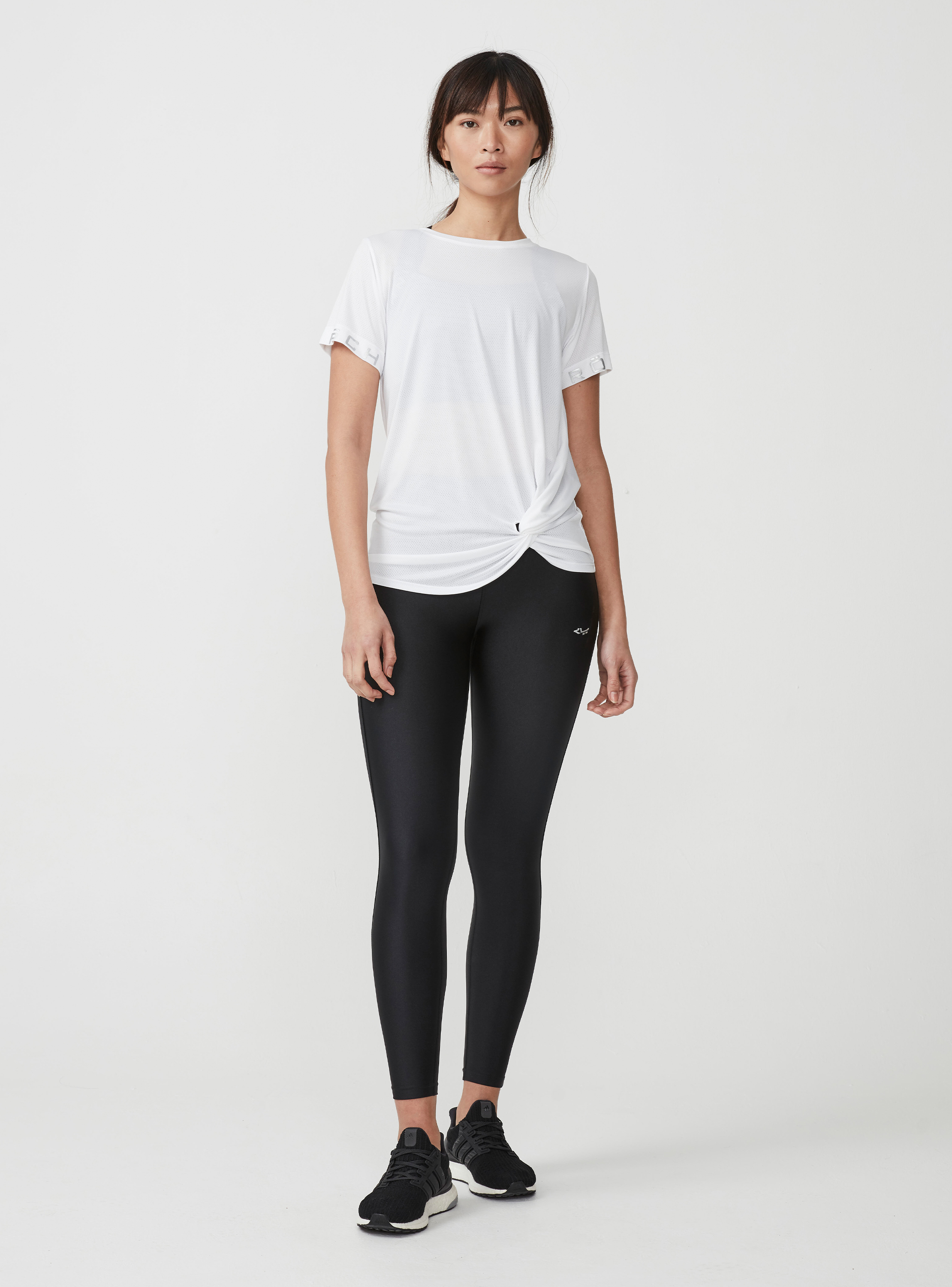 Shop the look - Knot tee, White