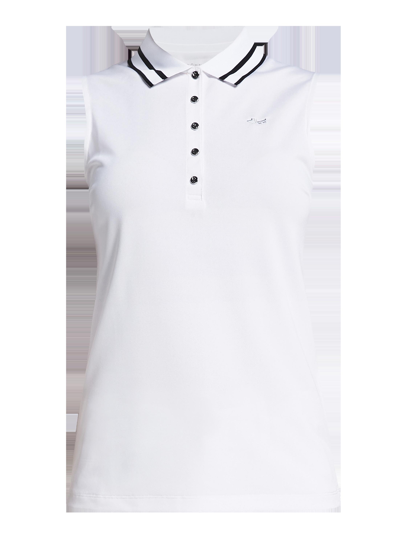 6c55fda1 Pim SL Poloshirt, White