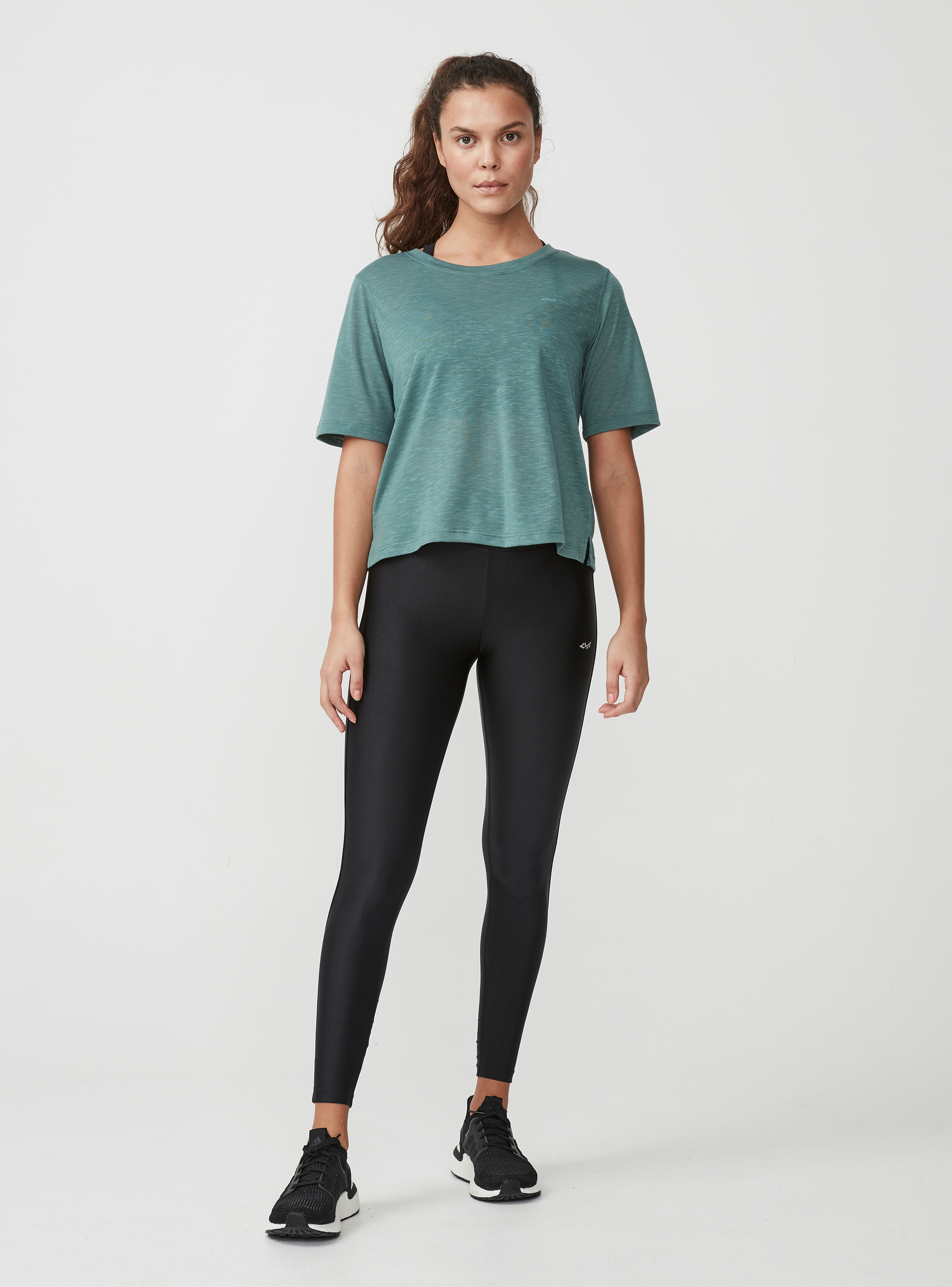 Shop the look - Sheer tee, Sea Green