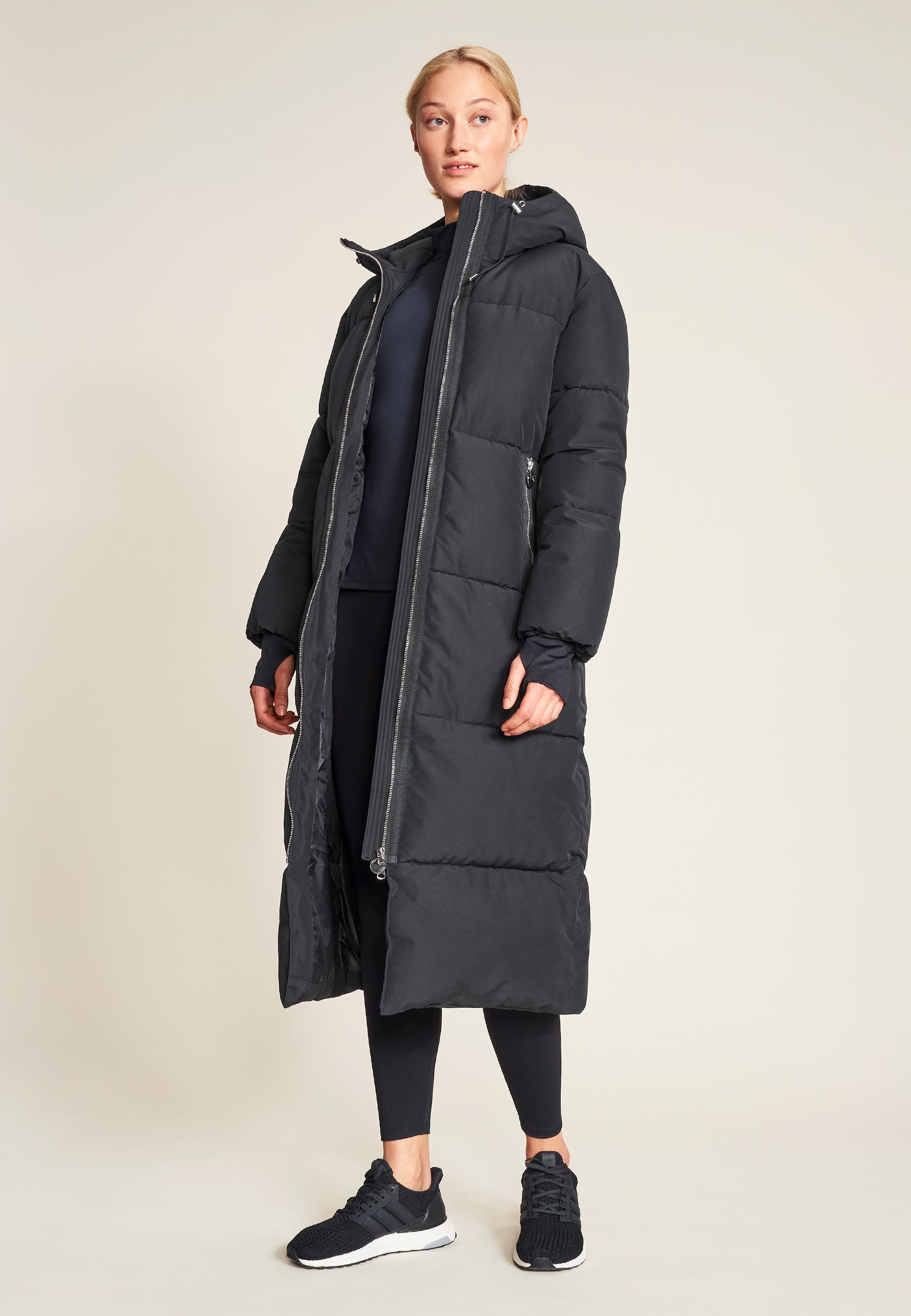 Ember Coat, Black, , hi-res